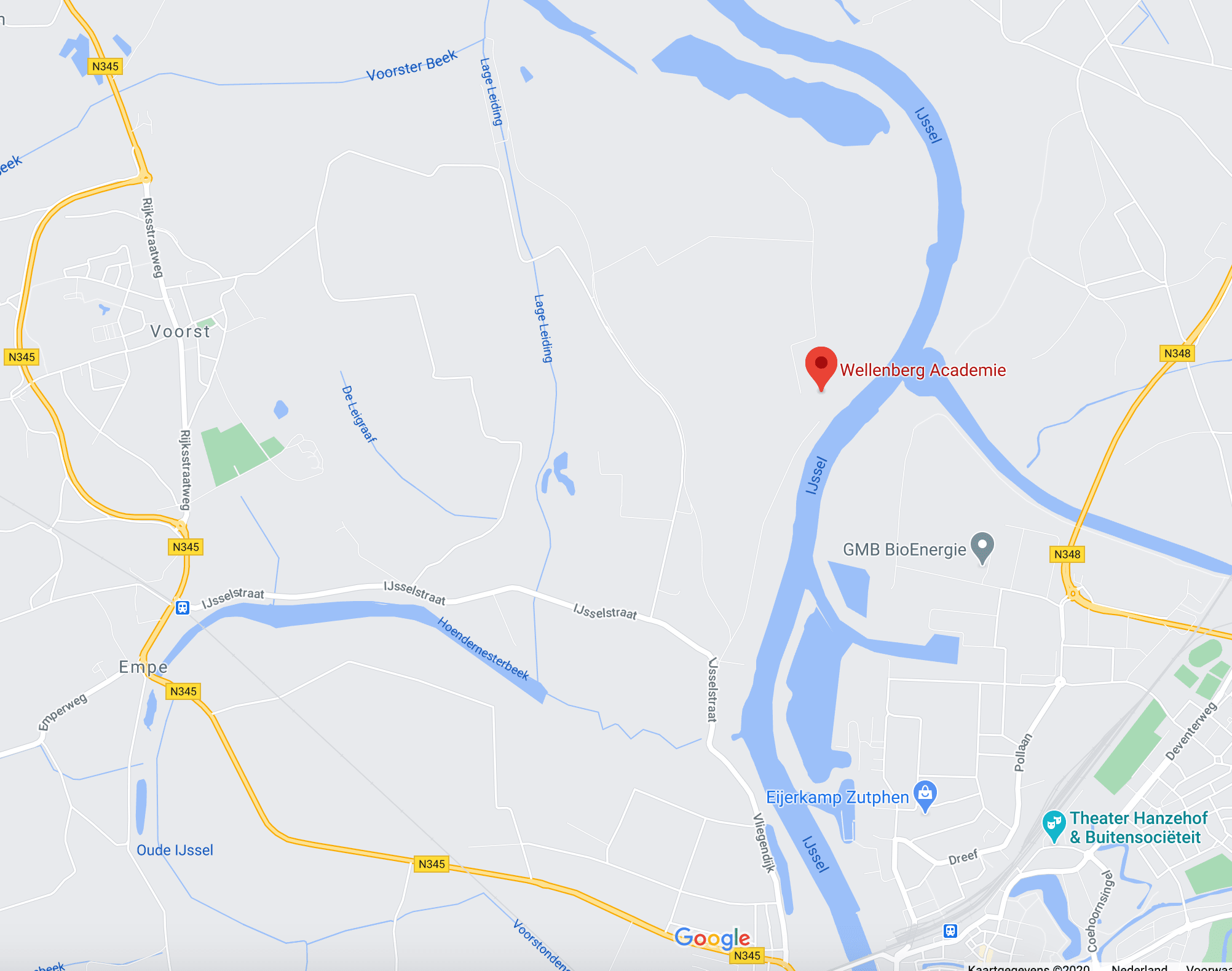 kaart wellenberg