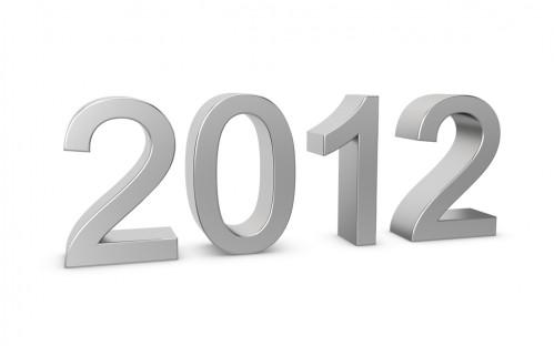 Voorspelling 2012