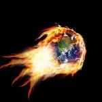 Het einde van de wereld