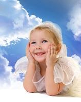 een Engel komt op Aarde