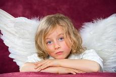 engel met littekens